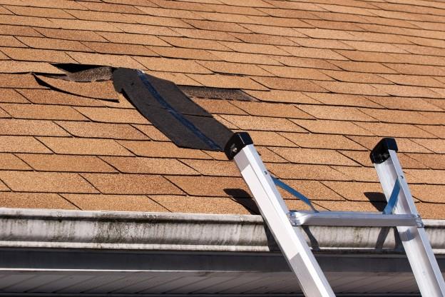 Handling Roofing Damage
