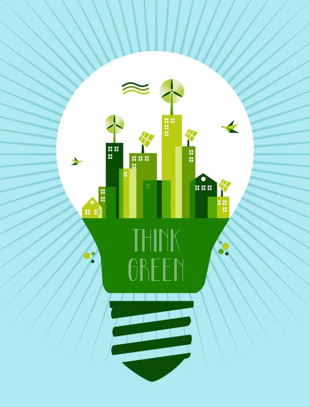 Going Green with Top Floor Insurance