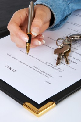 Signing Lease